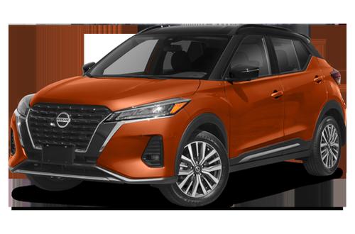 2018–2021 Kicks Generation, 2021 Nissan Kicks model shown