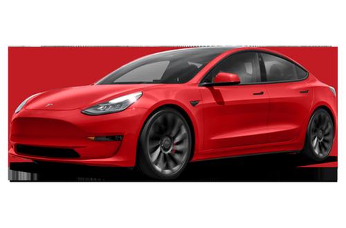 2017–2021 Model 3 Generation, 2021 Tesla Model 3 model shown