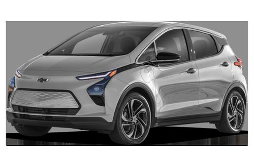 2017–2022 Bolt EV Generation, 2022 Chevrolet Bolt EV model shown