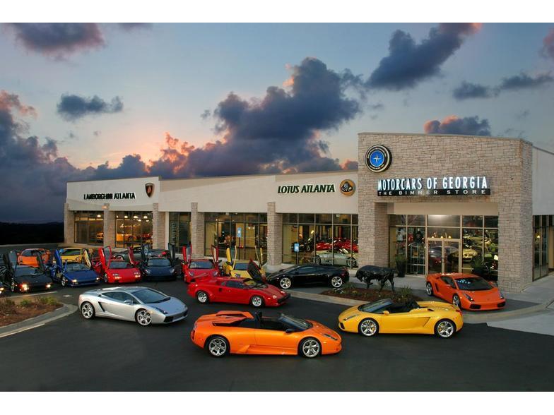 Motorcars Of Atlanta Atlanta Ga Cars Com