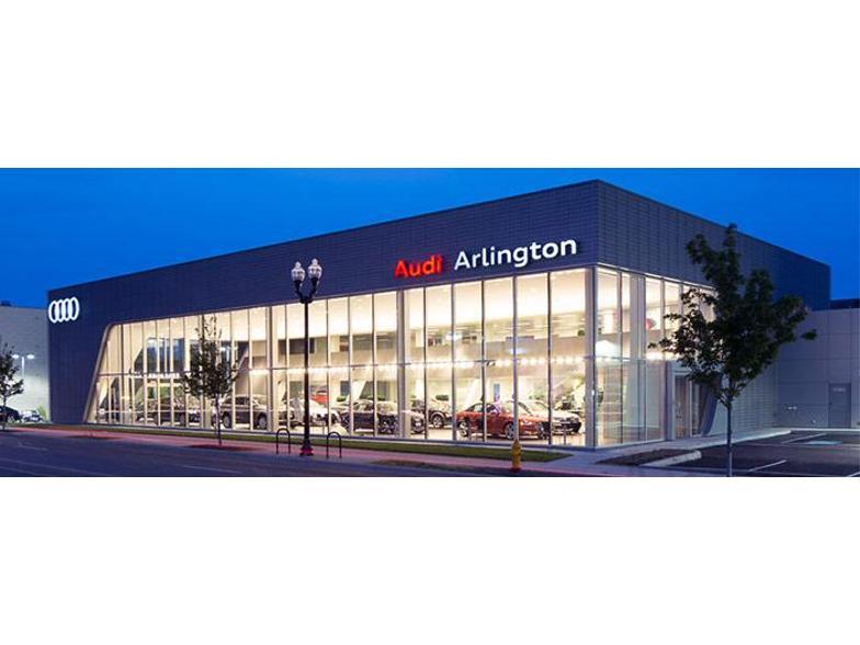 Audi Arlington Arlington VA Carscom - Audi arlington