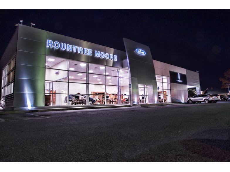 Rountree moore ford