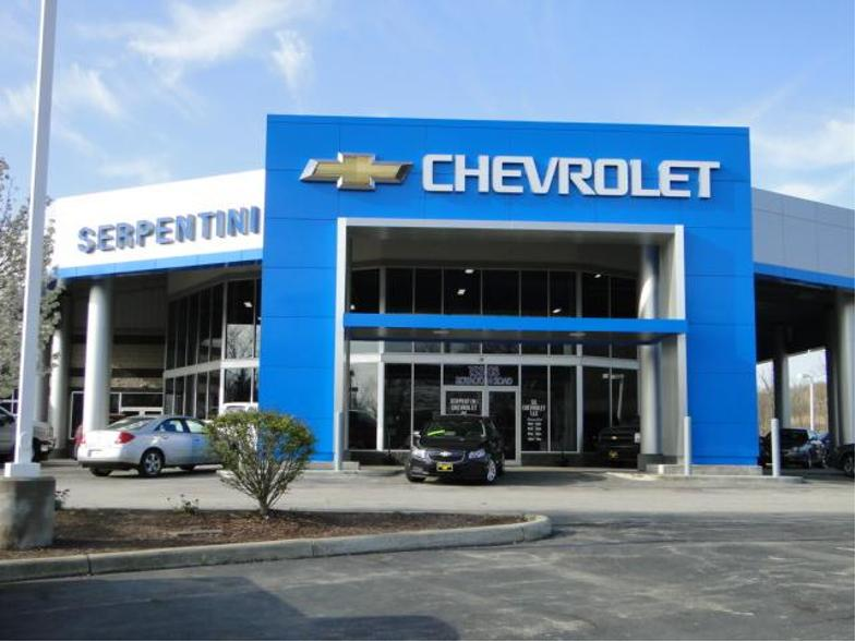 Serpentini Chevrolet Strongsville Car Image Idea