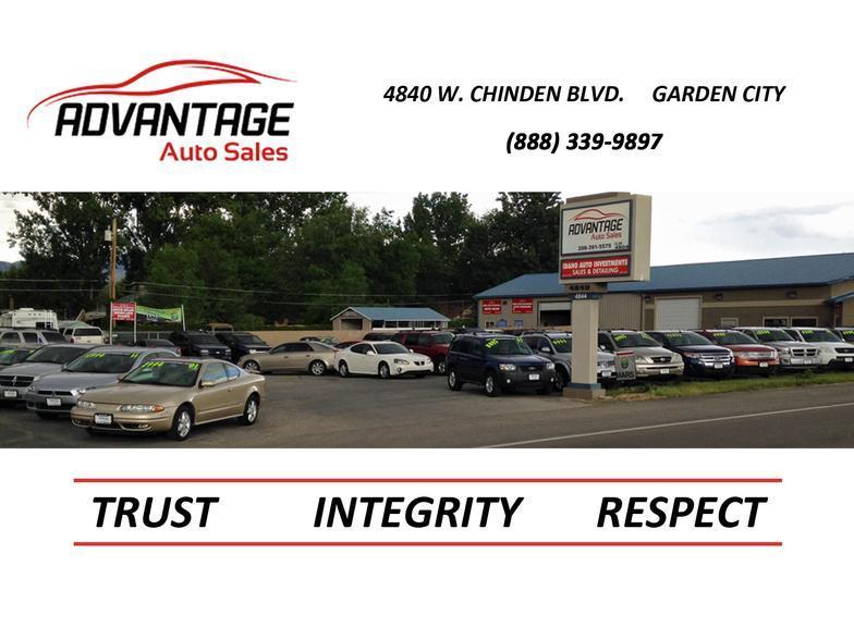 Advantage Auto Sales >> Advantage Auto Sales Garden City Id Cars Com