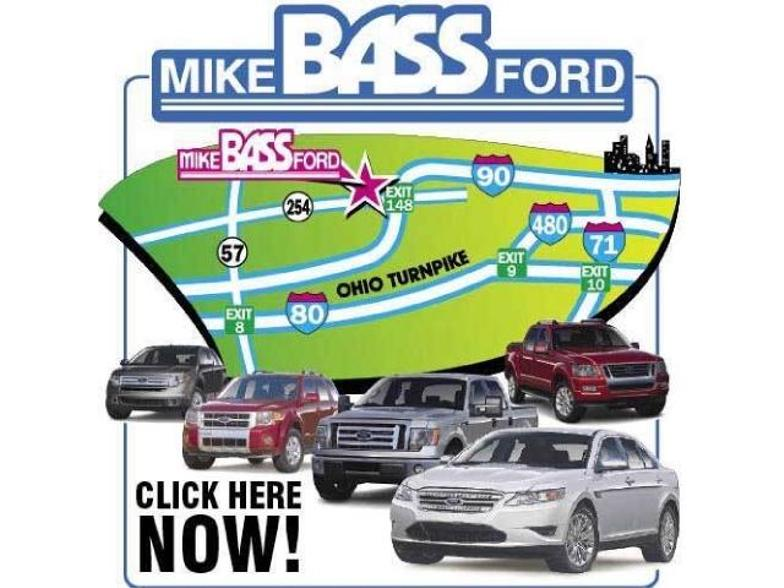 Does Mike Bass Ford sell used cars?