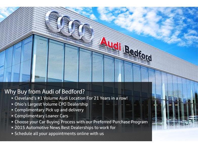 Audi Of Bedford Bedford OH Carscom - Audi of bedford