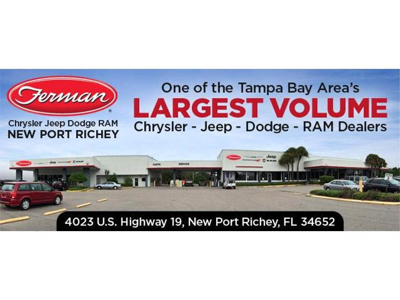 Ferman Chrysler Dodge Jeep Ram New Port Richey   New Port Richey, FL |  Cars.com