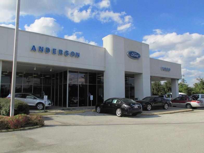 Anderson Ford Cleveland Tx >> Anderson Ford Cleveland Tx Cars Com