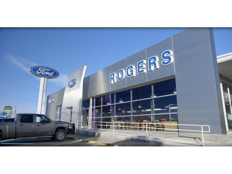 1 of 6 Video  sc 1 st  Cars.com & Rogers Ford Lincoln - Midland TX | Cars.com markmcfarlin.com