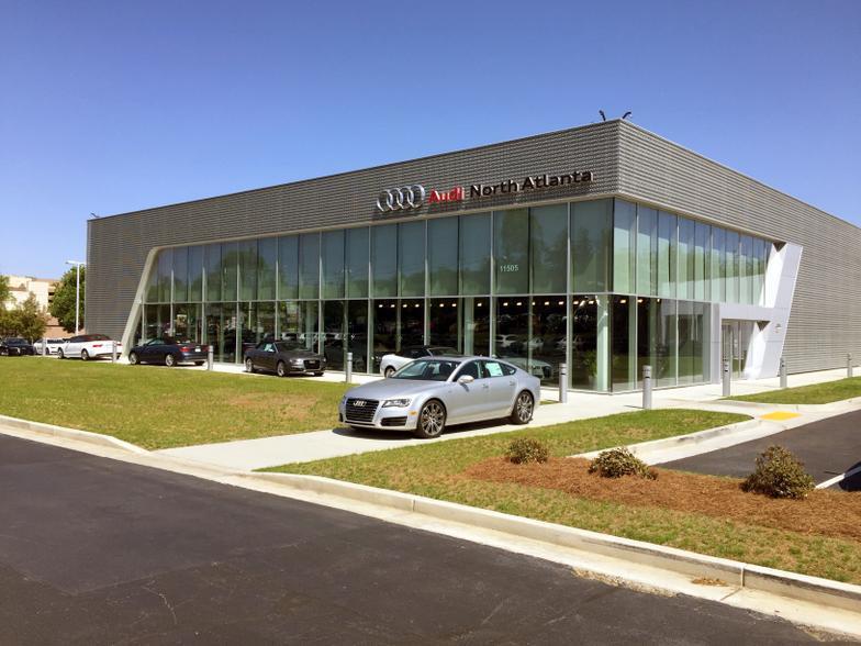 Audi North Atlanta Roswell GA Carscom - Atlanta audi