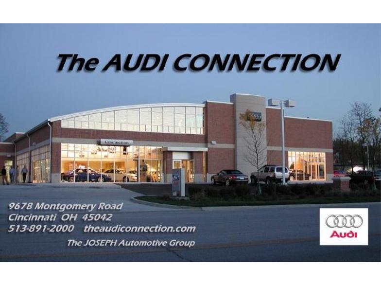 The Audi Connection Cincinnati OH Carscom - Audi connection