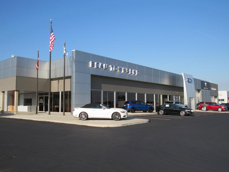 Beau Townsend Ford >> Beau Townsend Ford Lincoln Ford Dealership Vandalia Oh   Autos Post