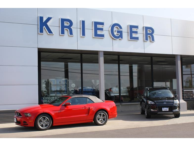 : krieger ford used cars - markmcfarlin.com