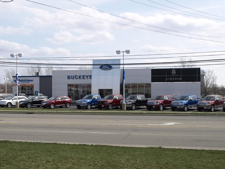 Dealer Response & Buckeye Ford Lincoln - Sidney OH | Cars.com markmcfarlin.com