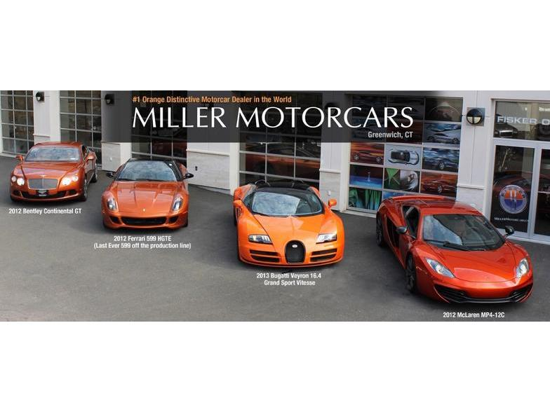 miller motorcars - greenwich, ct | cars