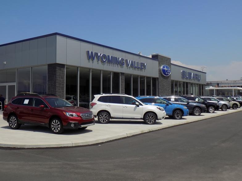 Wyoming valley motors subaru for Wyoming valley motors kingston pa