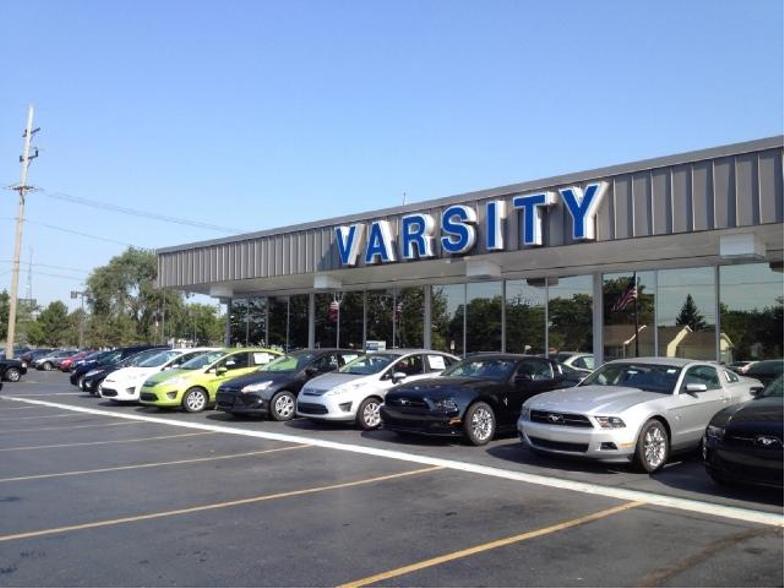 Varsity Ford Ann Arbor Mi Cars Com