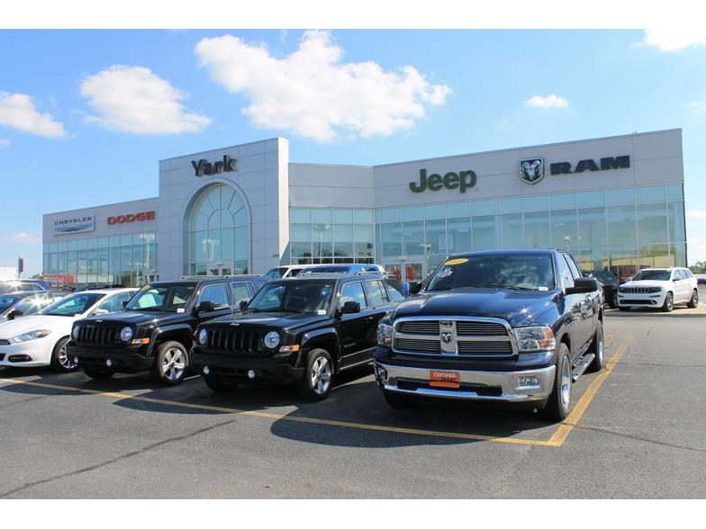 Yark Chrysler Dodge Jeep Ram Toledo Oh Cars Com