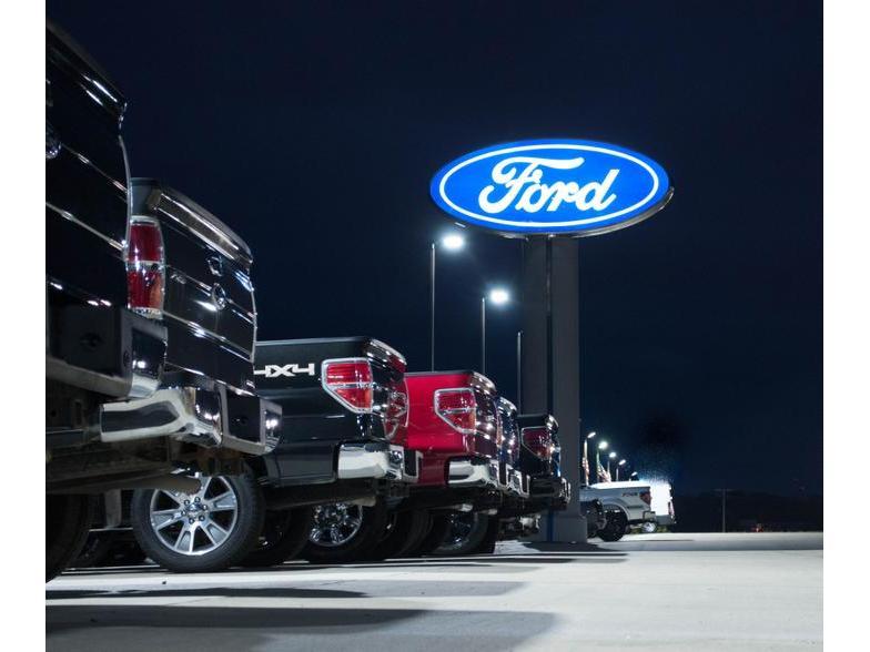 & Stillwell Ford Lincoln - Hillsdale MI   Cars.com markmcfarlin.com