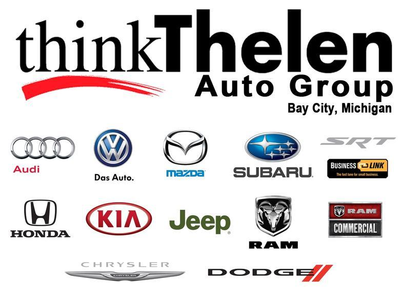Thelen Chrysler Jeep Dodge Ram Kia  Bay City MI  Carscom