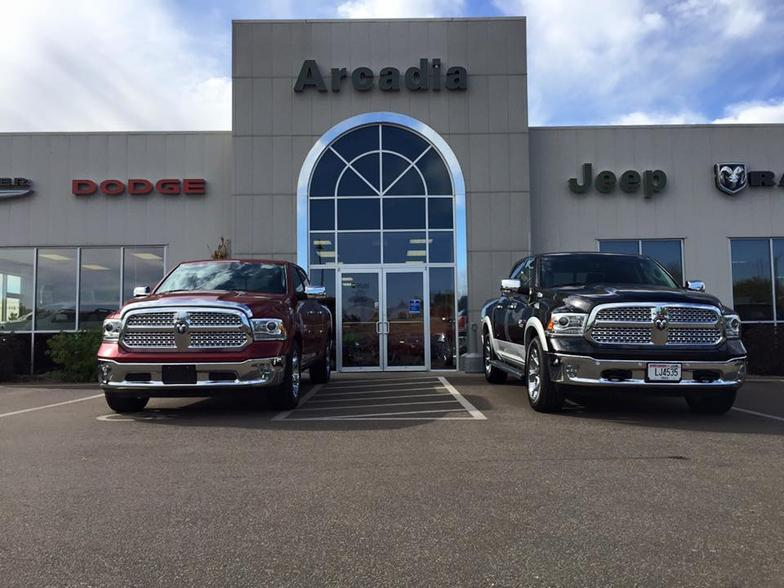 Arcadia Chrysler Dodge Jeep Arcadia Wi Cars Com