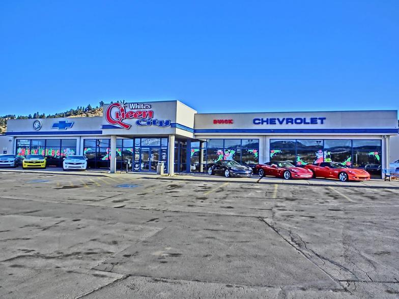 Spearfish motors for White queen city motors sd