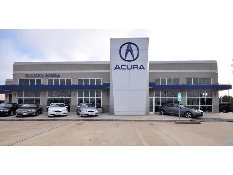 Gillman Acura Of North Houston Houston TX Carscom - Houston acura dealerships
