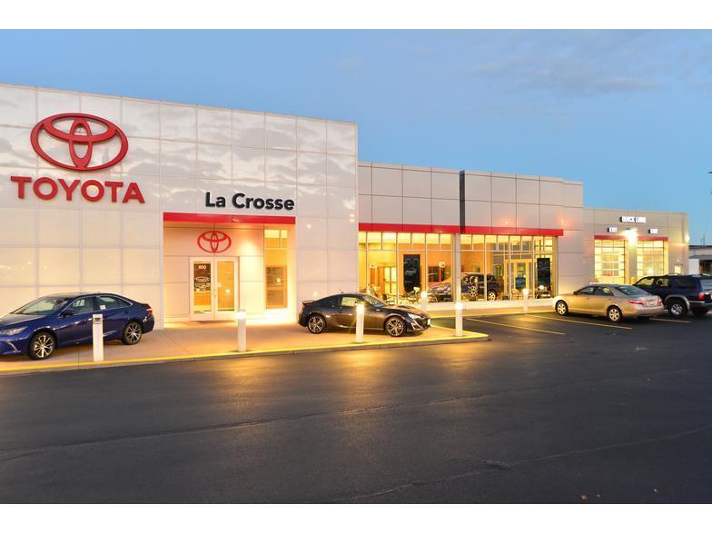 Toyota Of La Crosse La Crosse Wi Cars Com