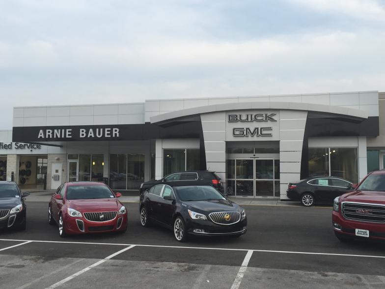 Arnie Bauer Cadillac Buick GMC Matteson IL Carscom - Gmc cadillac dealer