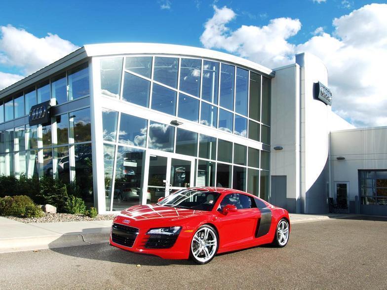 Audi St Paul Maplewood Mn Cars Com