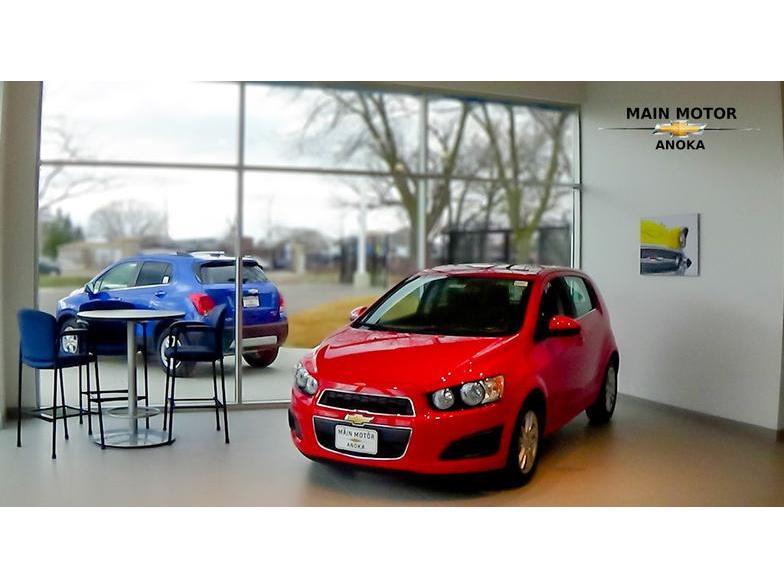 Main motors in anoka for Main motors anoka mn used cars