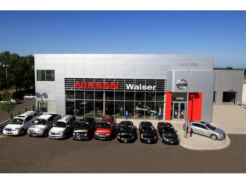 Walser Nissan Burnsville - Burnsville, MN | Cars.com
