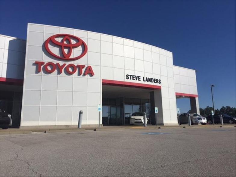 Steve Landers Toyota Of Northwest Arkansas Rogers Ar Cars Image 784 X 588