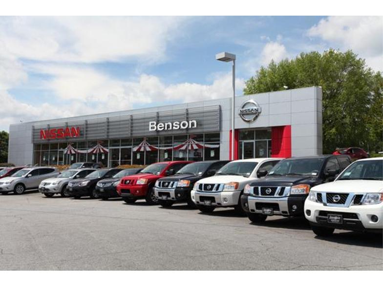 Benson Nissan Spartanburg - Spartanburg, SC | Cars.com
