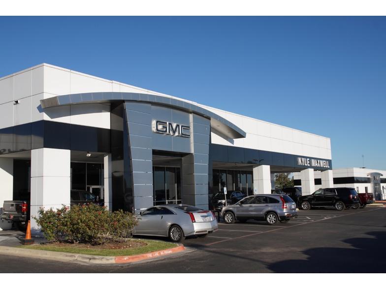 Nyle Maxwell Gmc Round Rock Tx Cars Com