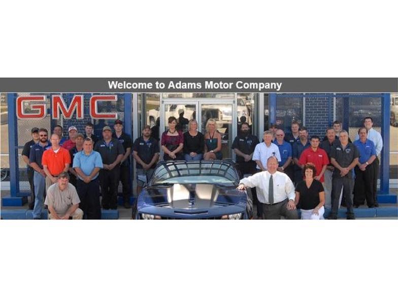 Adams Motor Company Denison Ia Cars Com