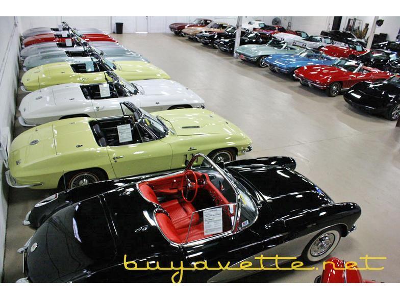 Buyavette Atlanta GA Carscom - Buyavette car show