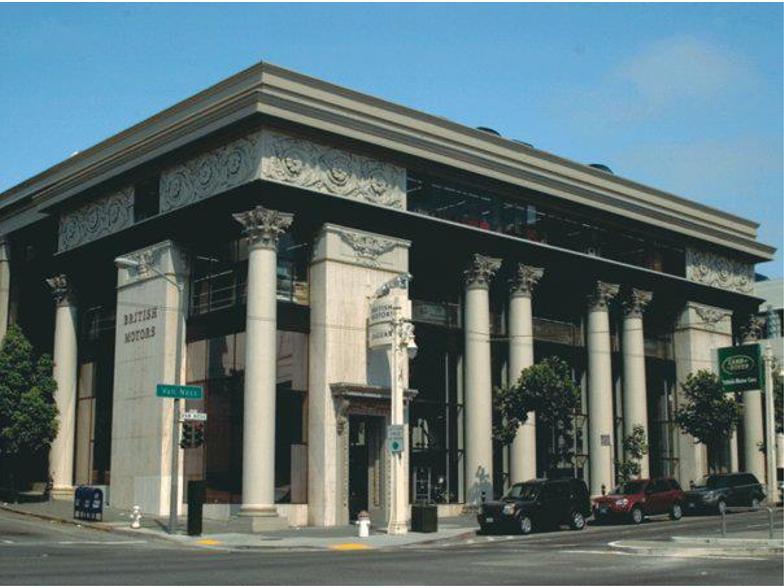 British Motor Car Distributors Exotics Ltd San Francisco Ca