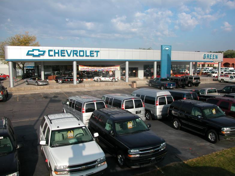 Green Chevy Peoria Il >> Chevy Dealer In Peoria Il Green Chevrolet