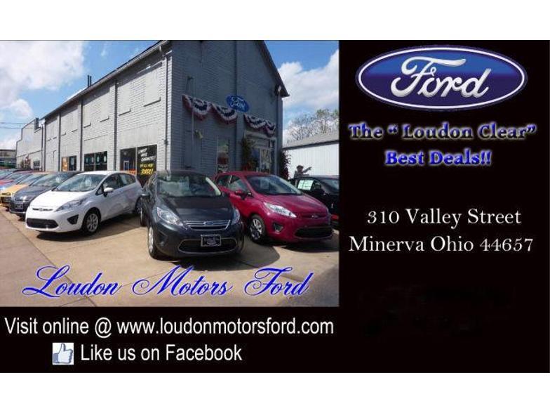 Loudon motors minerva for Loudon motors minerva ohio