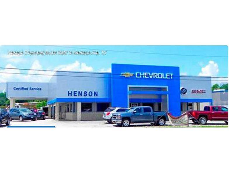 Henson Gmc Madisonville >> Henson Motors - impremedia.net