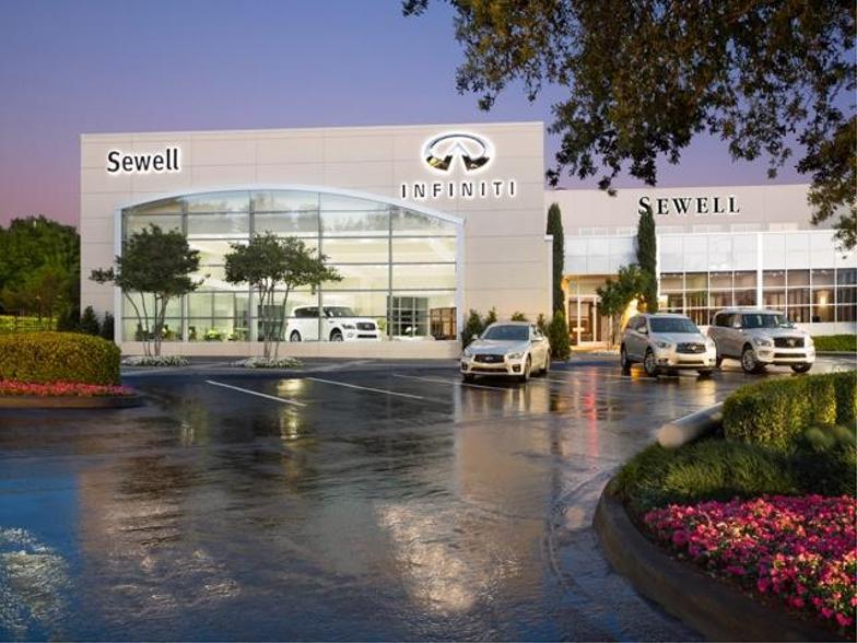 Sewell Infiniti Dallas Tx Cars Com