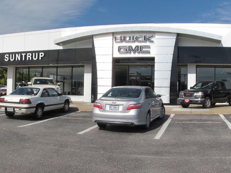 Suntrup Buick Gmc Saint Peters Mo Cars Com