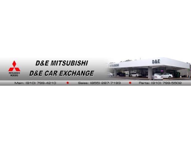 D & E Car Mitsubishi - Wilmington, NC | Cars.com