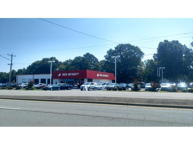 Ben Mynatt Pre-Owned - Kannapolis, NC | Cars.com