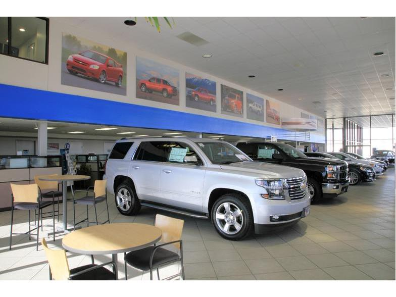Van Chevrolet Kc >> Van Chevrolet Cadillac Kansas City Mo Cars Com