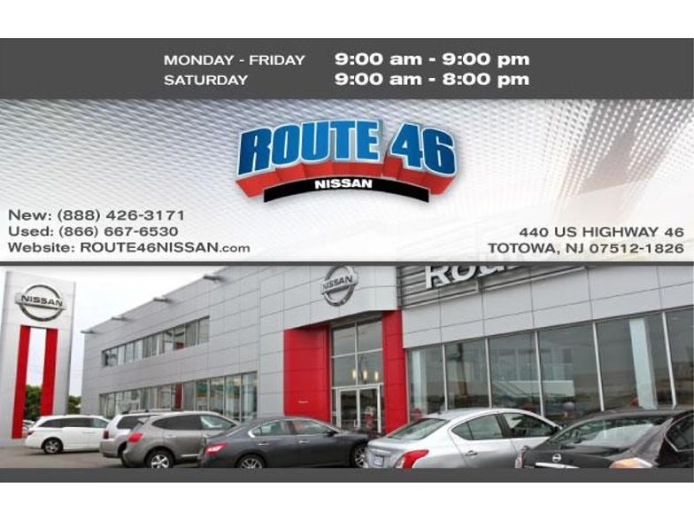 Route 46 Nissan - Totowa, NJ | Cars.com