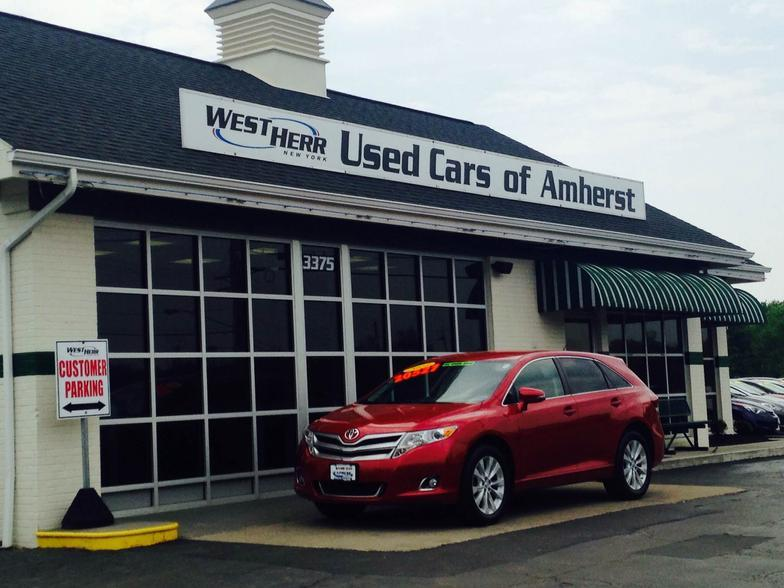 West Herr Used Cars Of Amherst Getzville Ny Cars Com