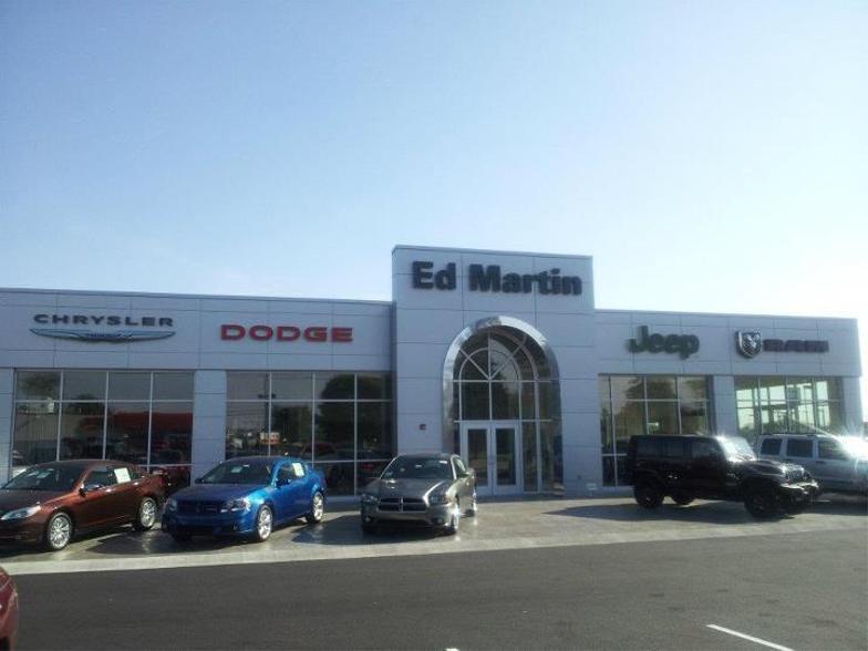 Ed Martin Chrysler Dodge Jeep RAM - Anderson, IN   Cars.com