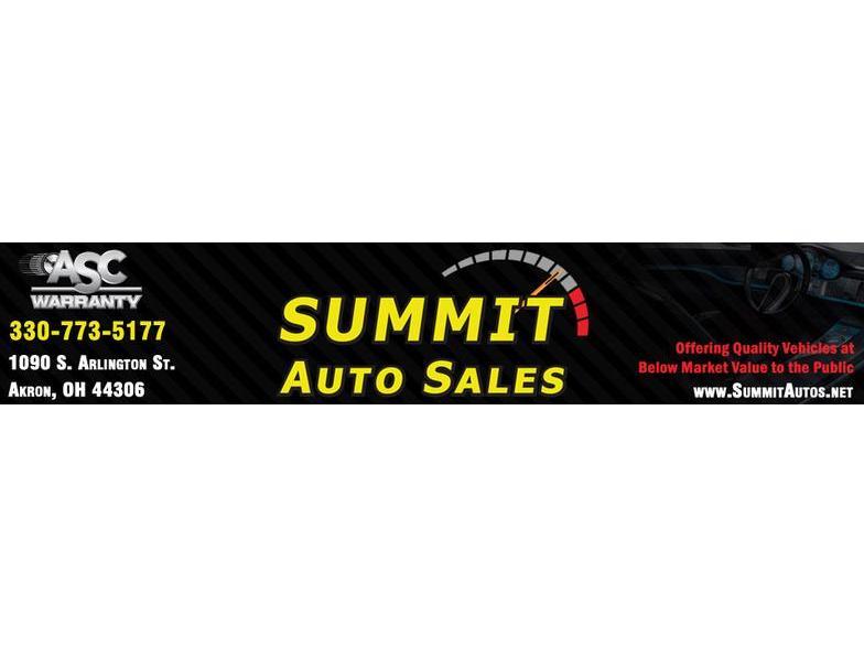 Summit Auto Sales >> Summit Auto Sales Akron Oh Cars Com